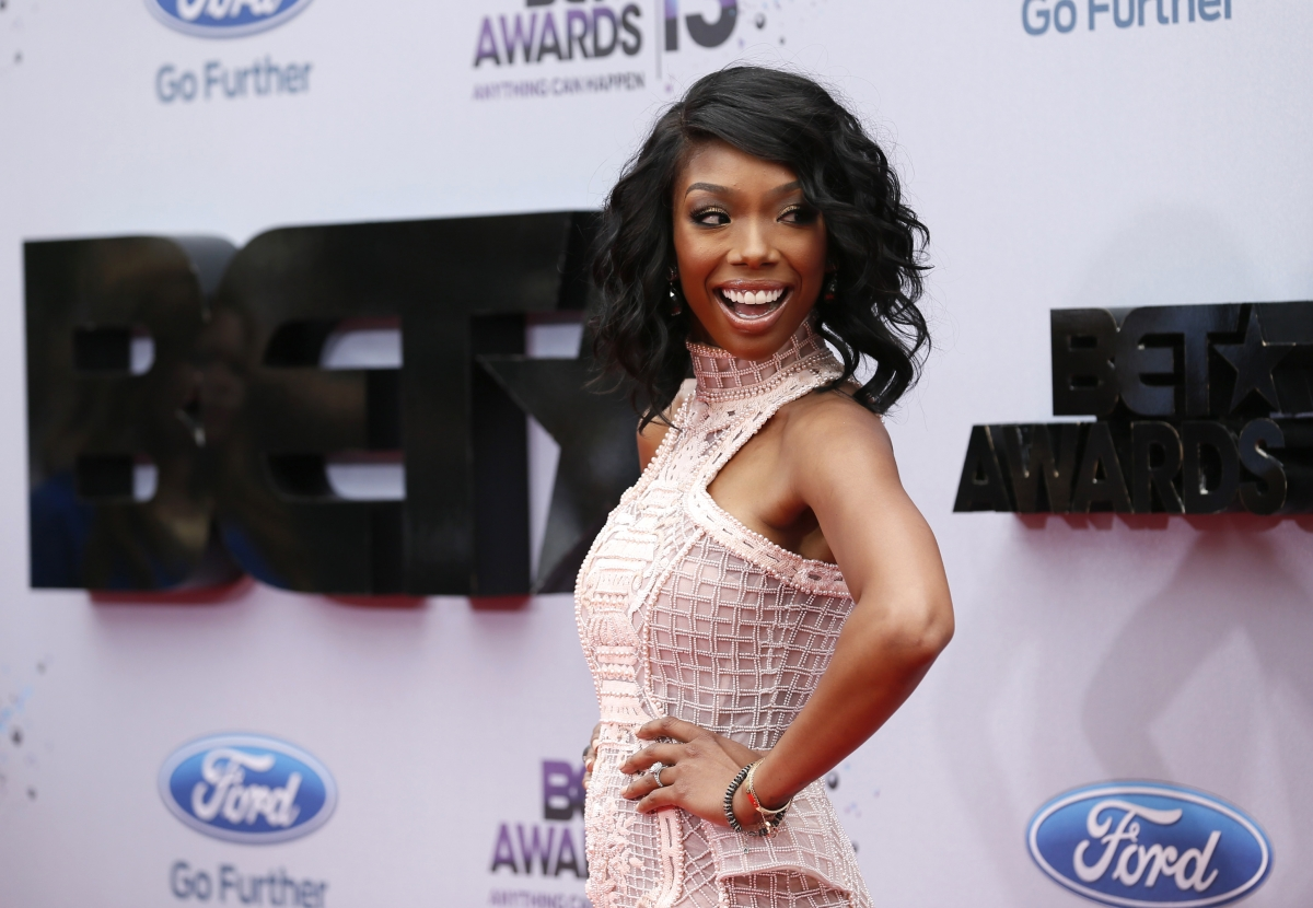 Brandy sets the record straight on Beyonce feud