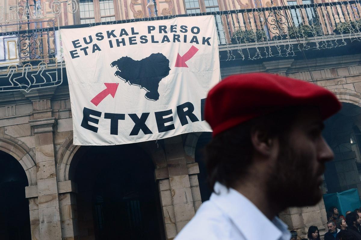 Leaders of ETA Basque terrorist group