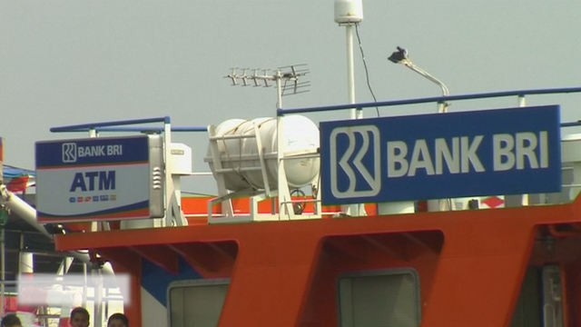 Floating bank