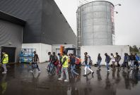 Migrant crisis Netherlands