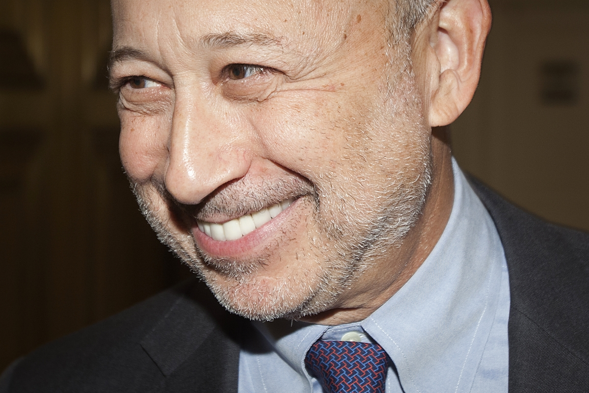 Goldman Sachs CEO diagonised with Lymphoma; COO Gary Cohn most likely successor