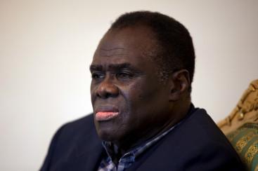 Michel Kafando interim president Burkina Faso