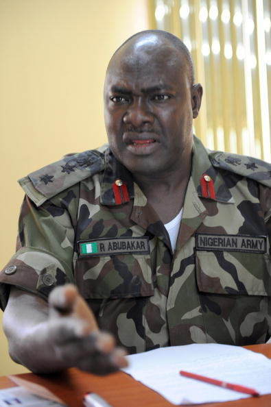 Nigeria army Boko Haram