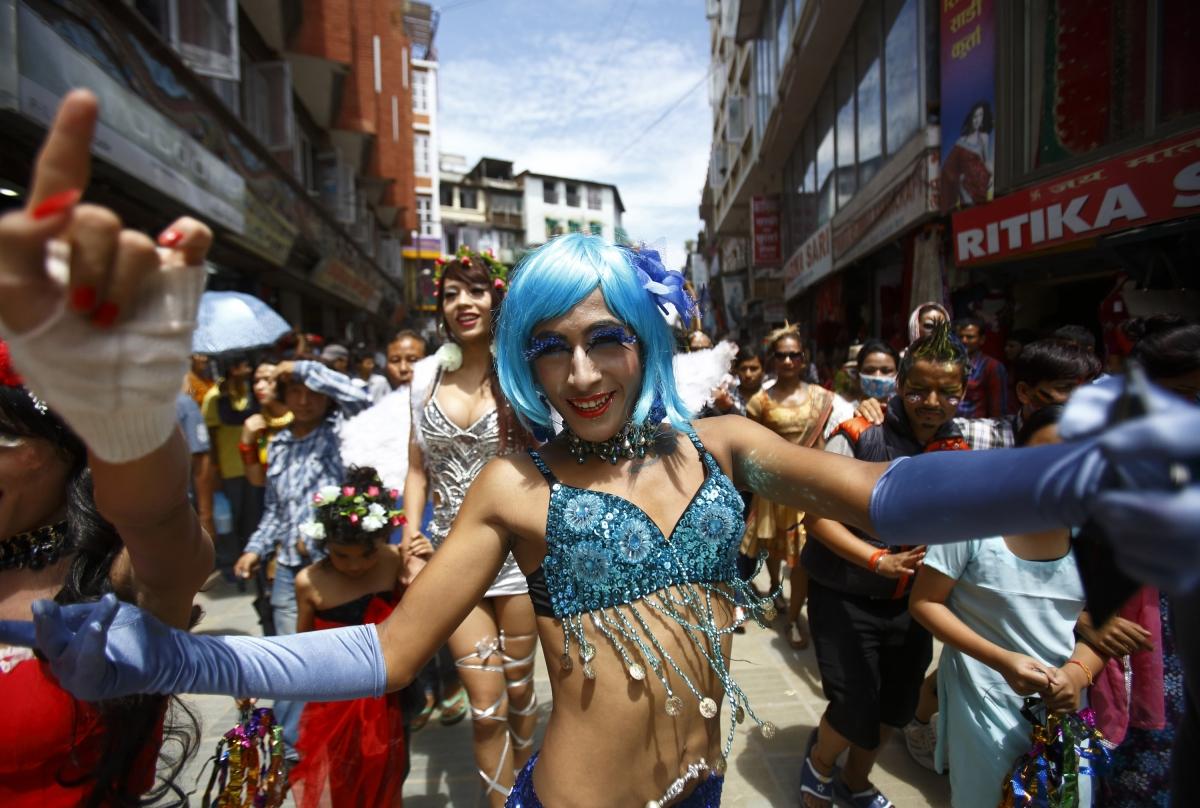 Nepal LGBT rights