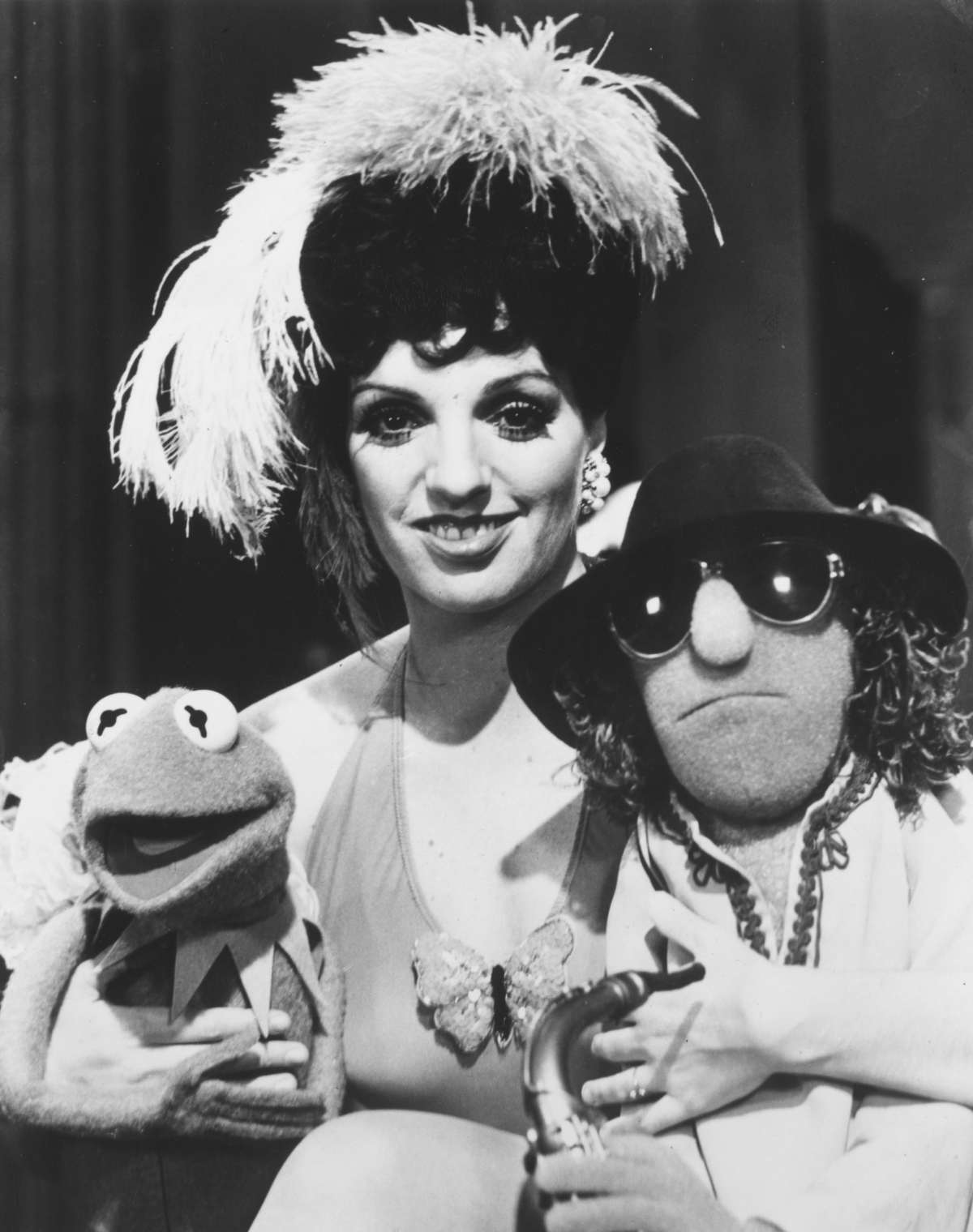 Liza Minnelli and Muppets