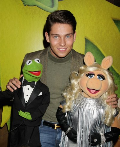 Joey Essex and Muppets