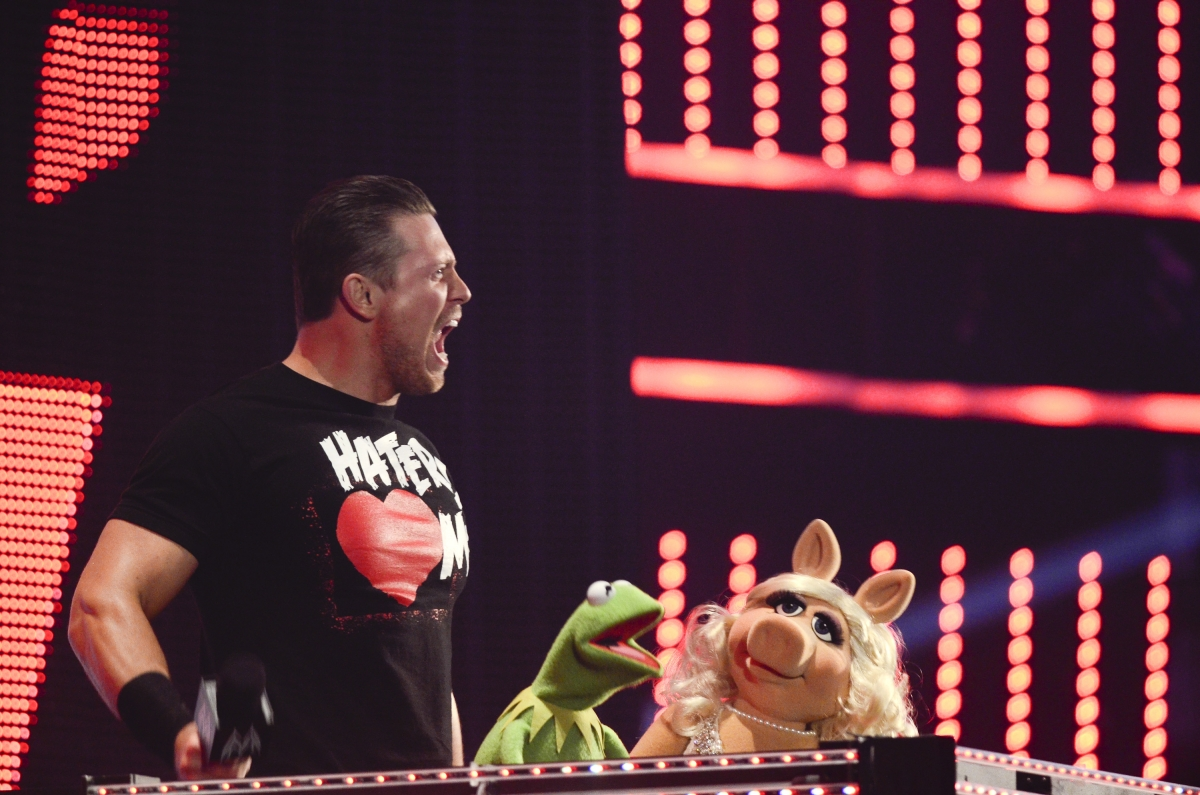 The Miz and Muppets