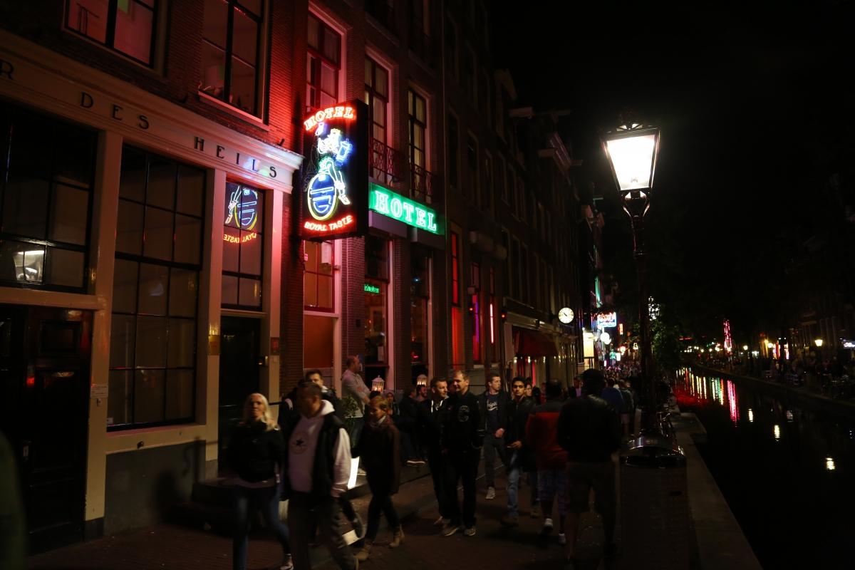 Amsterdam Night Mayor Mirik Milan
