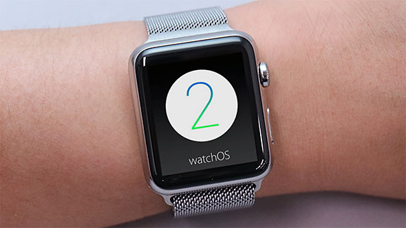Apple Watch OS 2