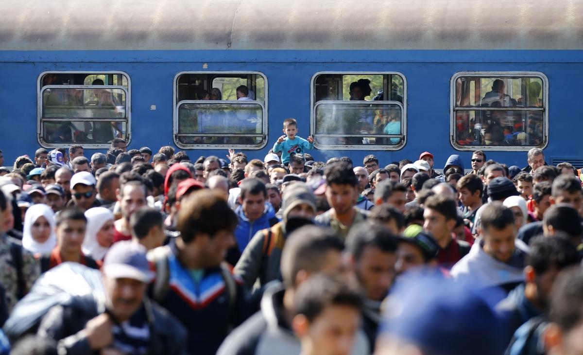 EU refugee crisis Hungary
