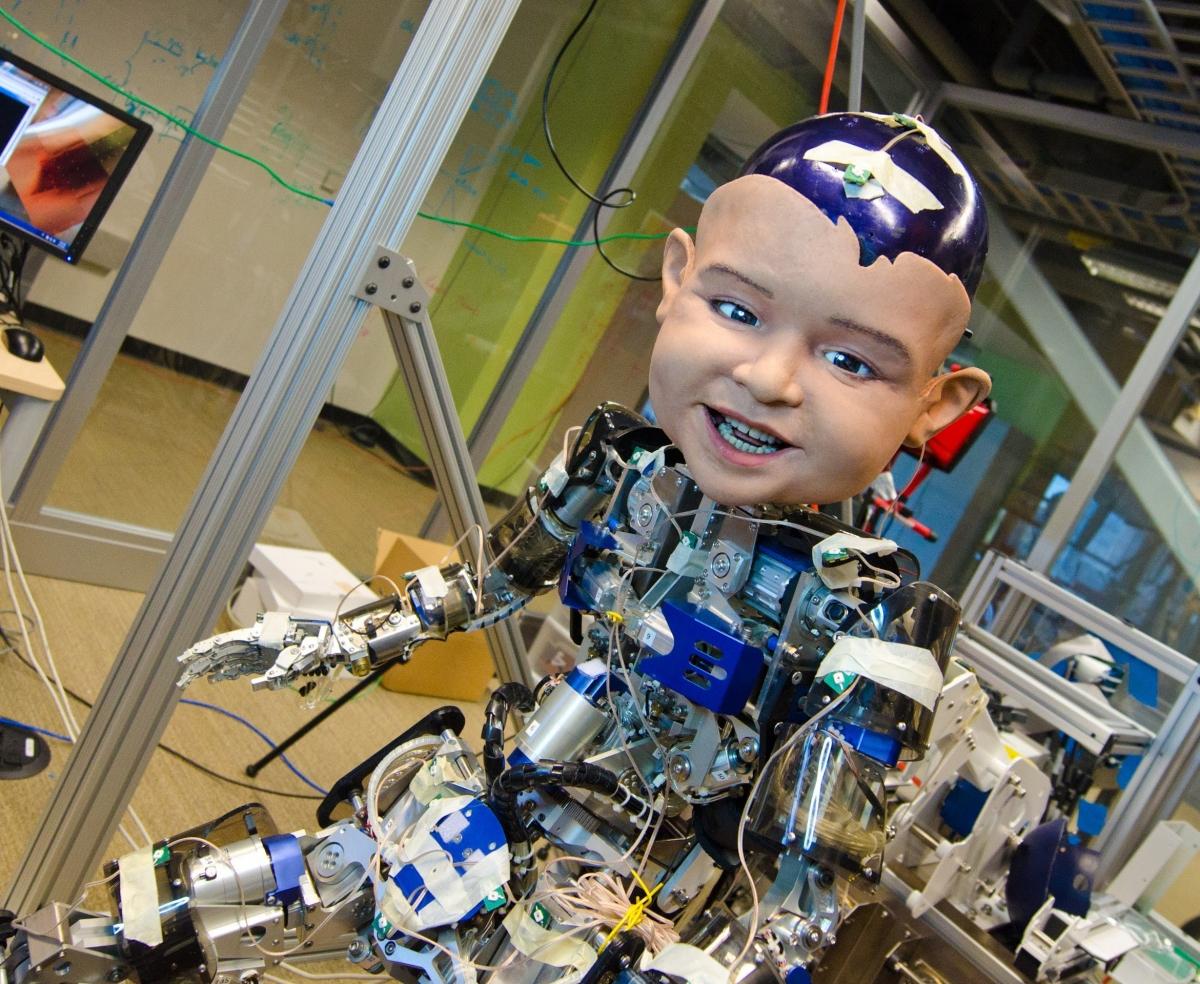 creepy robot diego san