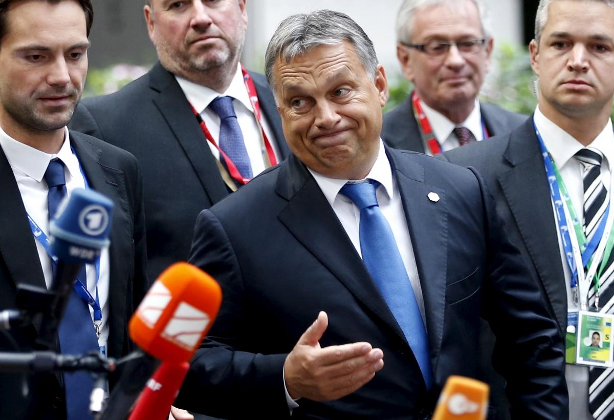 Viktor Orban EU refugee crisis
