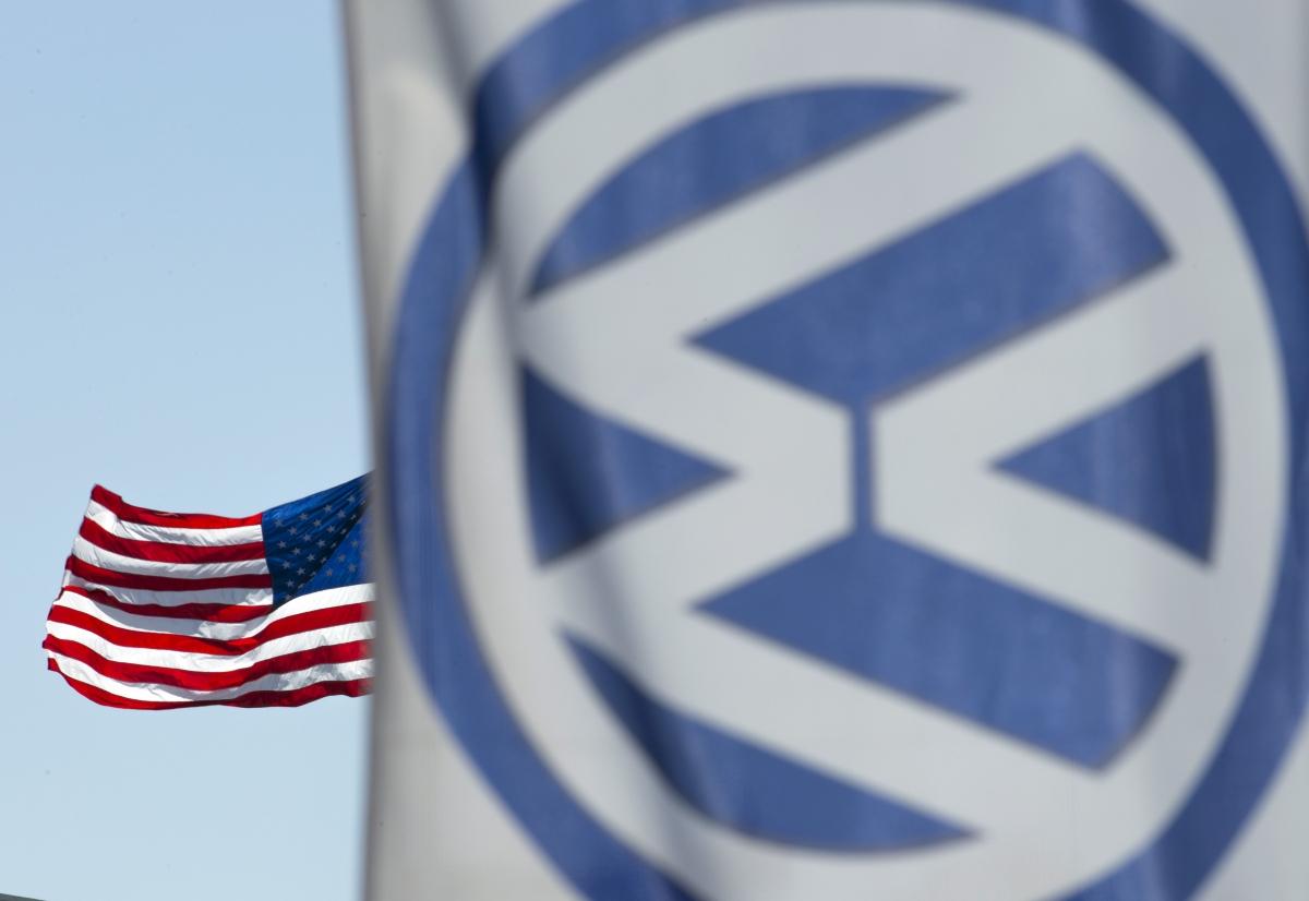 Volkswagen car dealership, San Diego