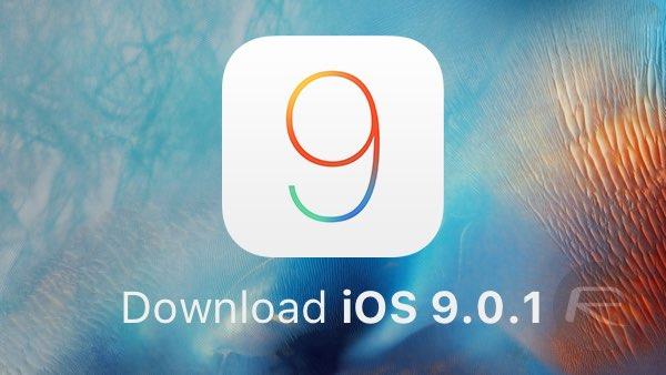 iOS 9.0.1 bug-fix update