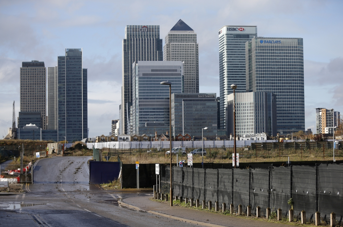 London rated world's leading financial centre, overtaking New York