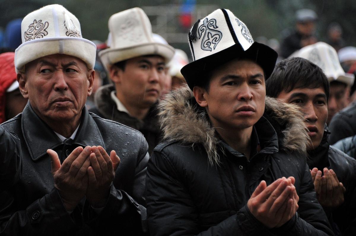 Kyrgyzystan muslims