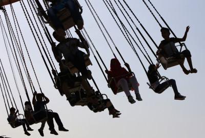 Iraqi Eid Funfair