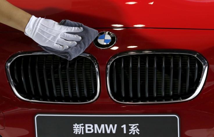 BMW 118i, Beijing