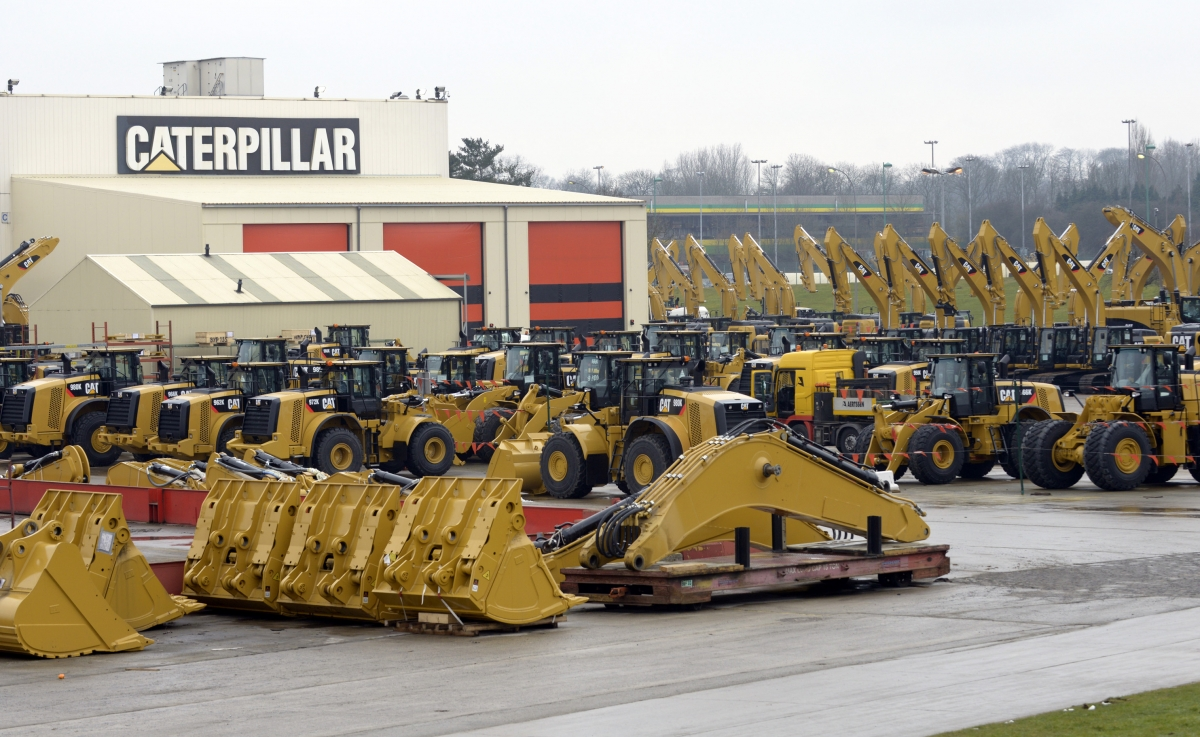 Caterpillar to cut 10,000 jobs amid China slowdown helping it save $1.5bn annually