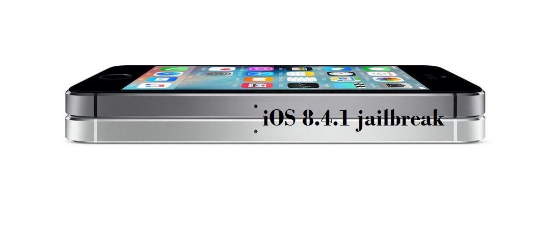 iOS 8.4.1 jailbreak