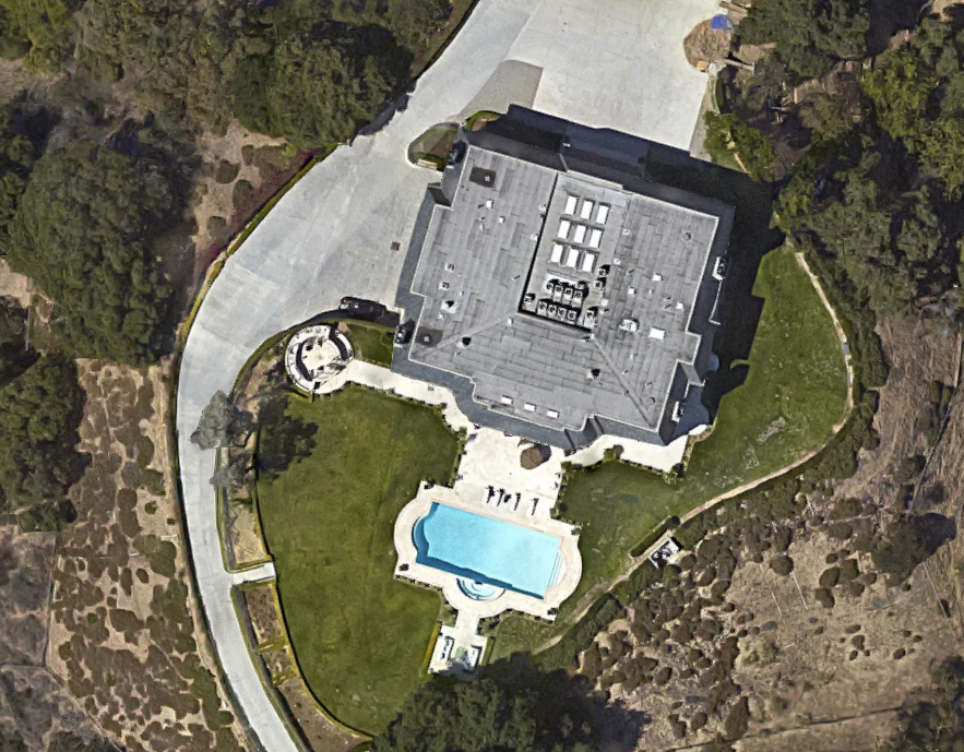 Saudi prince Los Angeles Beverly Hills