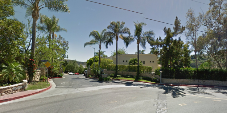 Beverly Glen gated community