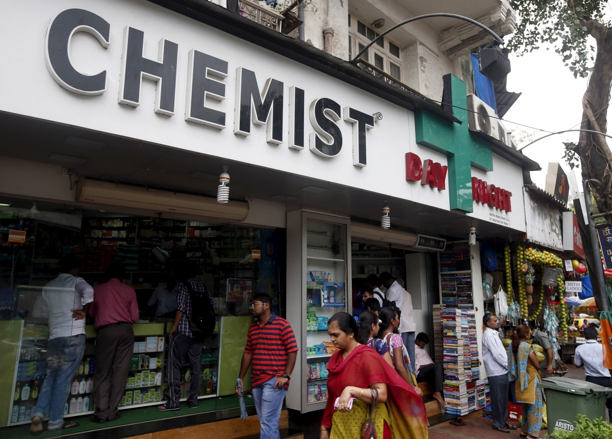 Chemist store, Mumbai