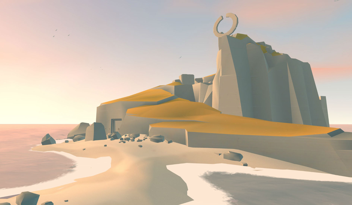 ustwo Land's End VR