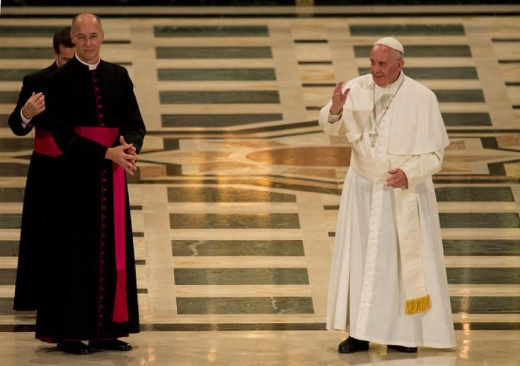 Junipero Serra Pope Francis