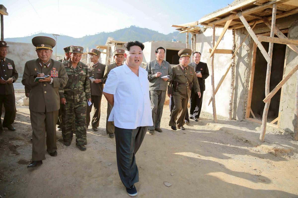 North Korea Kim Jong-un special bonus
