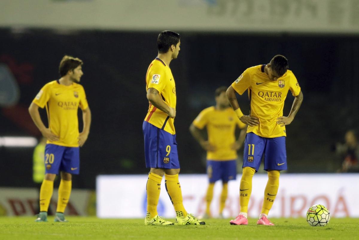 Sergio Carnicer, Luis Suarez & Neymar