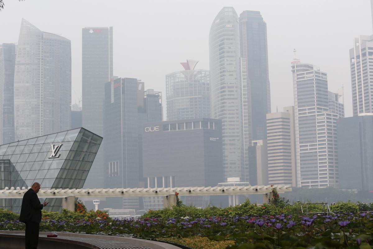 Singapore Haze