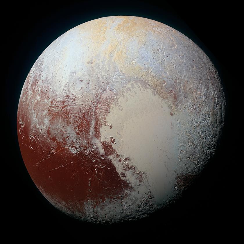 Pluto square