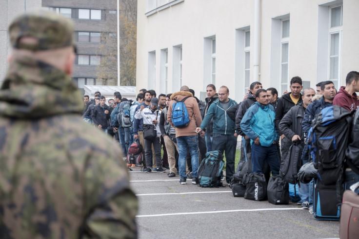 Finland refugees