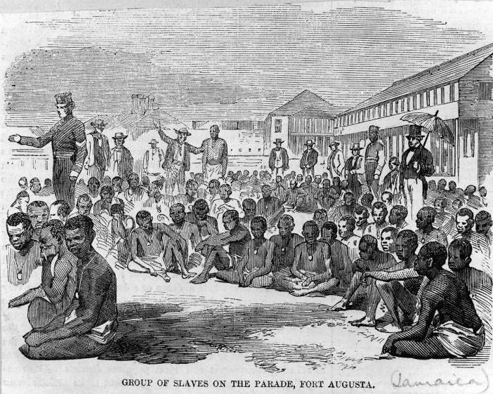 Jamaica slavery
