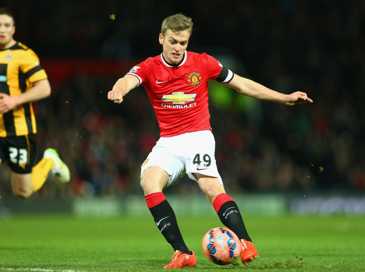 James Wilson Manchester United To Delay Loan Decision Until