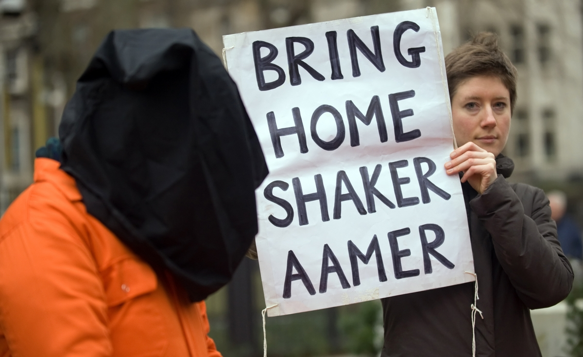 Shaker Aamer