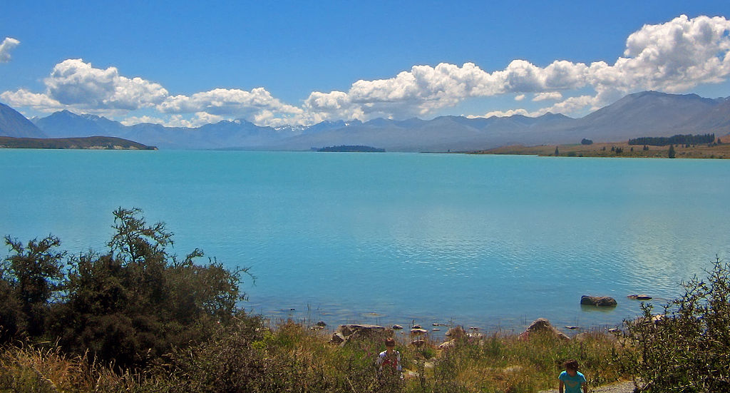 Lake Tekapo New Zealand death