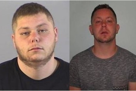 Midmore brothers suspects acid attack