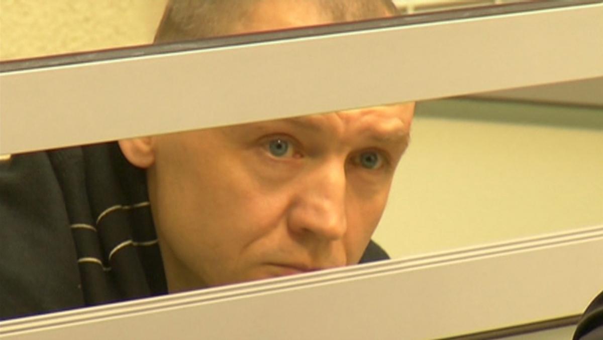 Estonian police officer Eston Kohver