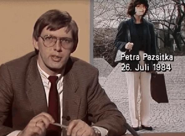 Petra Pazsitka found