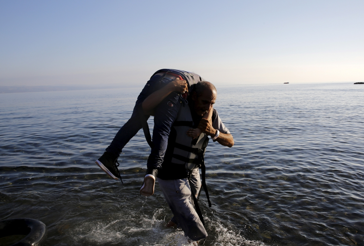migrant crisis Turkey Greece