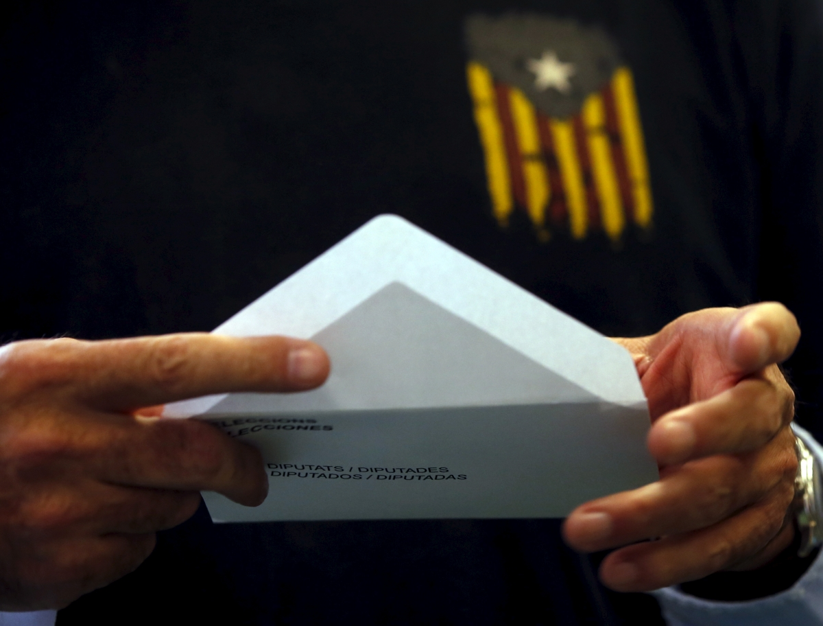 Spain Catalonia elections
