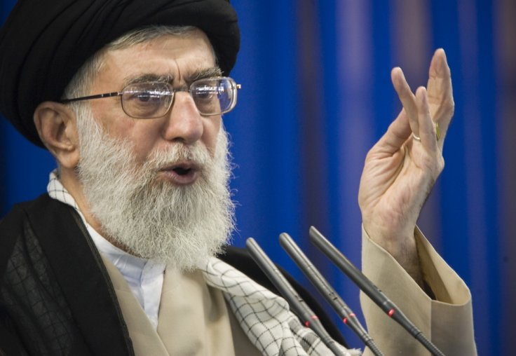Iran's Ayatollah al-Khamenei called for Saudi Arabiatoapologisefollowingthe