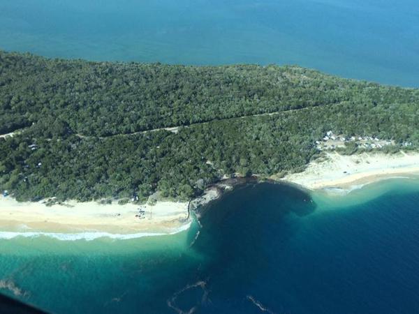 sinkhole Queensland Australia