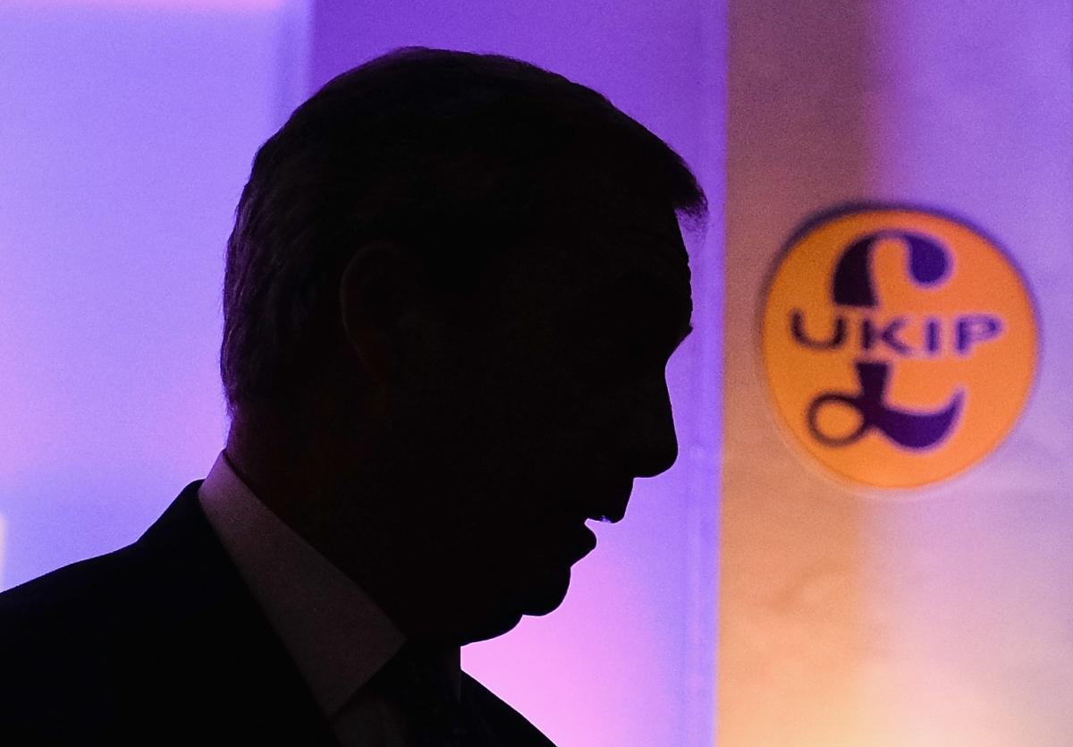Nigel Farage Ukip conference