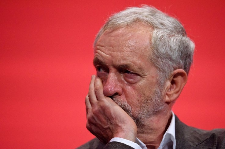 Jeremy Corbyn blow as Labour shadow attorney general