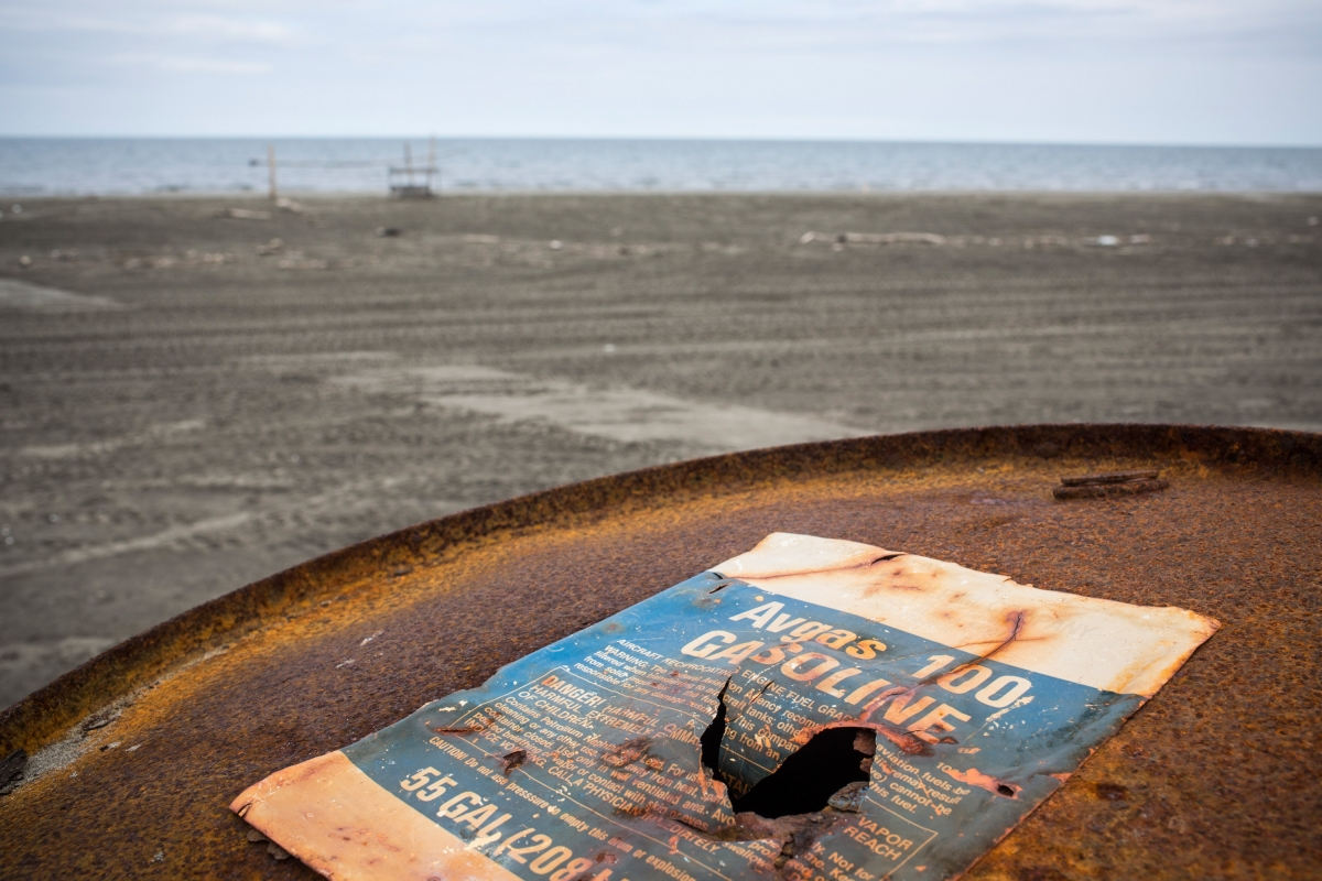 Alaska drilling