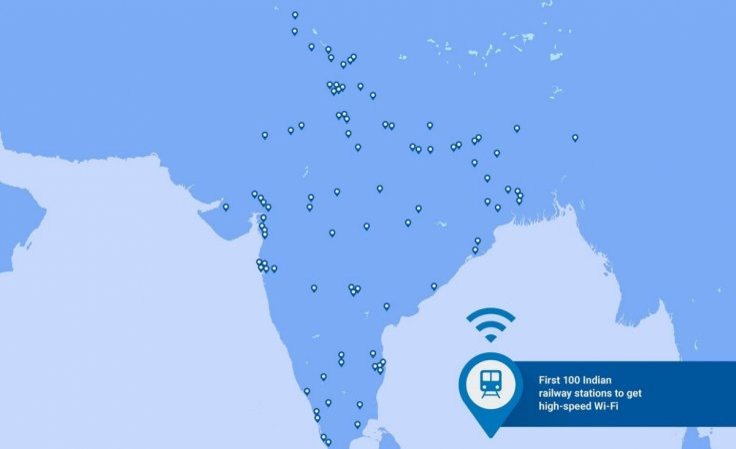 Google Wi-Fi project