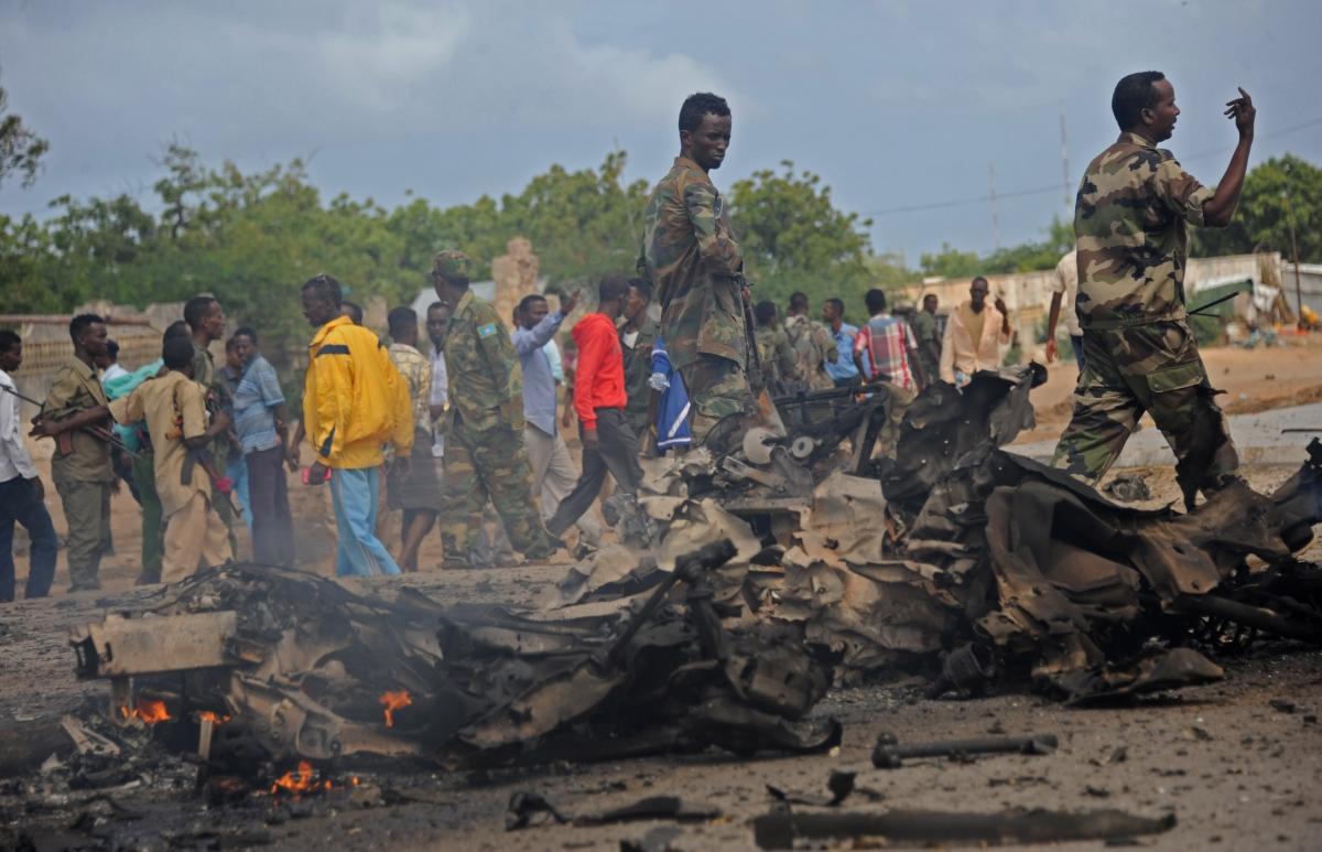 Somalia unrest